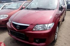 Tokunbo Mazda Premacy 2005 Model Red
