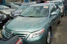 Foreign Used Toyota Camry 2010 Model Green Colour for Sale