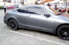 Nigerian Used Honda Accord 2010