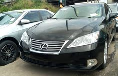 Foreign Used Lexus ES 350 2011 Model