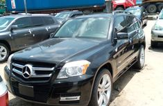 Foreign Used Mercedes Benz GLK 350 2010 Model