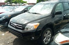 Toyota RAV4 2008 Model Tokunbo Jeep in Lagos