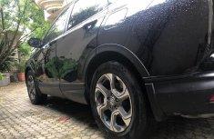 Used Honda CR-V 2017 Model Black for sale