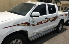 Nigerian Used 2009 Toyota Hilux Manual