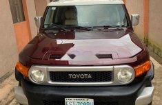 Nigerian Used 2008 Toyota FJ CRUISER Automatic