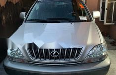 Foreign Used Lexus RX 2002 Automatic
