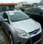 Nigeria Used Ford Focus 2014 Model Silver
