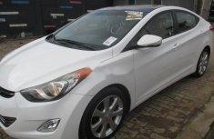 Neat Foreign used 2012 Hyundai Elantra