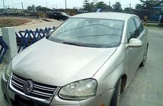 Nigerian Used 2005 Volkswagen Jetta for sale in Lagos