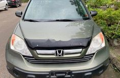 Tokunbo Honda CR-V 2008 Model Green
