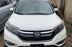 Foreign Used Honda CR-V 2015 Model White