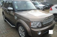 Neat Nigerian used  Land Rover LR3 2006
