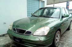 Very Clean Nigerian used 2002 Daewoo Nubira