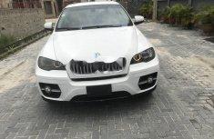 Nigeria Used BMW X6 2010 Model White