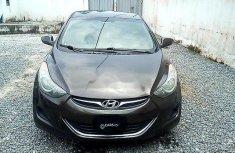 Nigerian Used Hyundai Elantra 2012