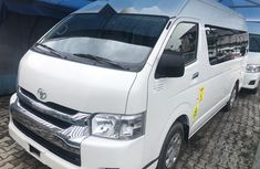 Foreign Used Toyota HiAce 2015 Model White