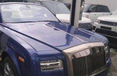 Tokunbo Rolls-Royce Phantom 2013 Model Blue