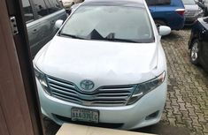 Nigeria Used Toyota Venza 2010 Model White