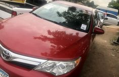 Foreign Used Toyota Camry 2012 Automatic