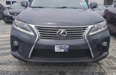 Foreign Used Lexus RX 2015 Petrol