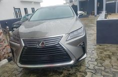Foreign Used Lexus RX 2019 Model Grey