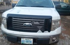 Foreign Used Ford F-150 2010 Model White