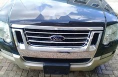 Foreign Used Ford Explorer 2008 Model Blue