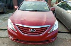 Foreign Used 2012 Hyundai Sonata Petrol Automatic