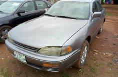 Nigeria Used Toyota Camry 1996 Model Grey