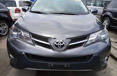 Foreign Used 2015 Toyota RAV4 for sale