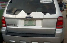 Nigerian Used 2008 Ford Escape for sale in Lagos