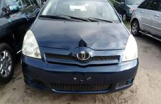 Foreign Used Toyota Verso 2003 Model Blue