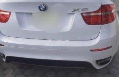 Tokunbo BMW X6 2010 Model White