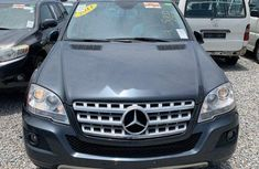 Foreign Used 2011 Mercedes-Benz ML350 for sale in Lagos