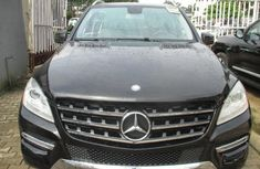 Neat Foreign used Mercedes-Benz M-Class 2013