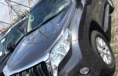 Foreign Used Toyota Land Cruiser Prado 2016 Model Grey