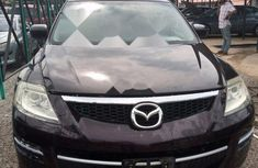 Nigeria Used Mazda CX-9 2009 Model Black