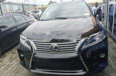 Tokunbo Lexus RX 2015 Model Black
