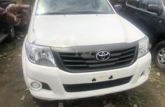 Very Clean Nigerian used Toyota Hilux 2014