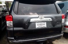 Foreign Used Toyota 4-Runner 2010 for sale