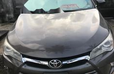 Foreign Used 2016 Toyota Camry Automatic