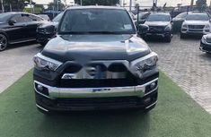 Foreign Used Toyota 4-Runner 2014 Automatic