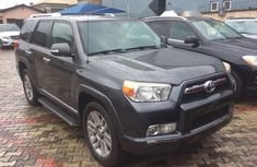 Foreign Used Toyota 4-Runner 2012 Automatic