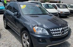 Neat Foreign used 2011 Mercedes-Benz ML350