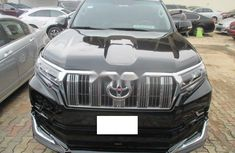 Properly maintained Nigerian used Toyota Land Cruiser Prado 2014