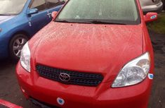 Foreign Used Toyota Matrix 2007