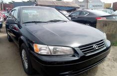 Super Clean Tokunbo Toyota Camry 2000