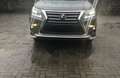 Foreign Used Lexus GX 2018 Model Grey