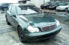 Very Clean Nigerian used 2001 Mercedes-Benz C180