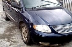 Very Clean Nigerian used 2001 Chrysler Town